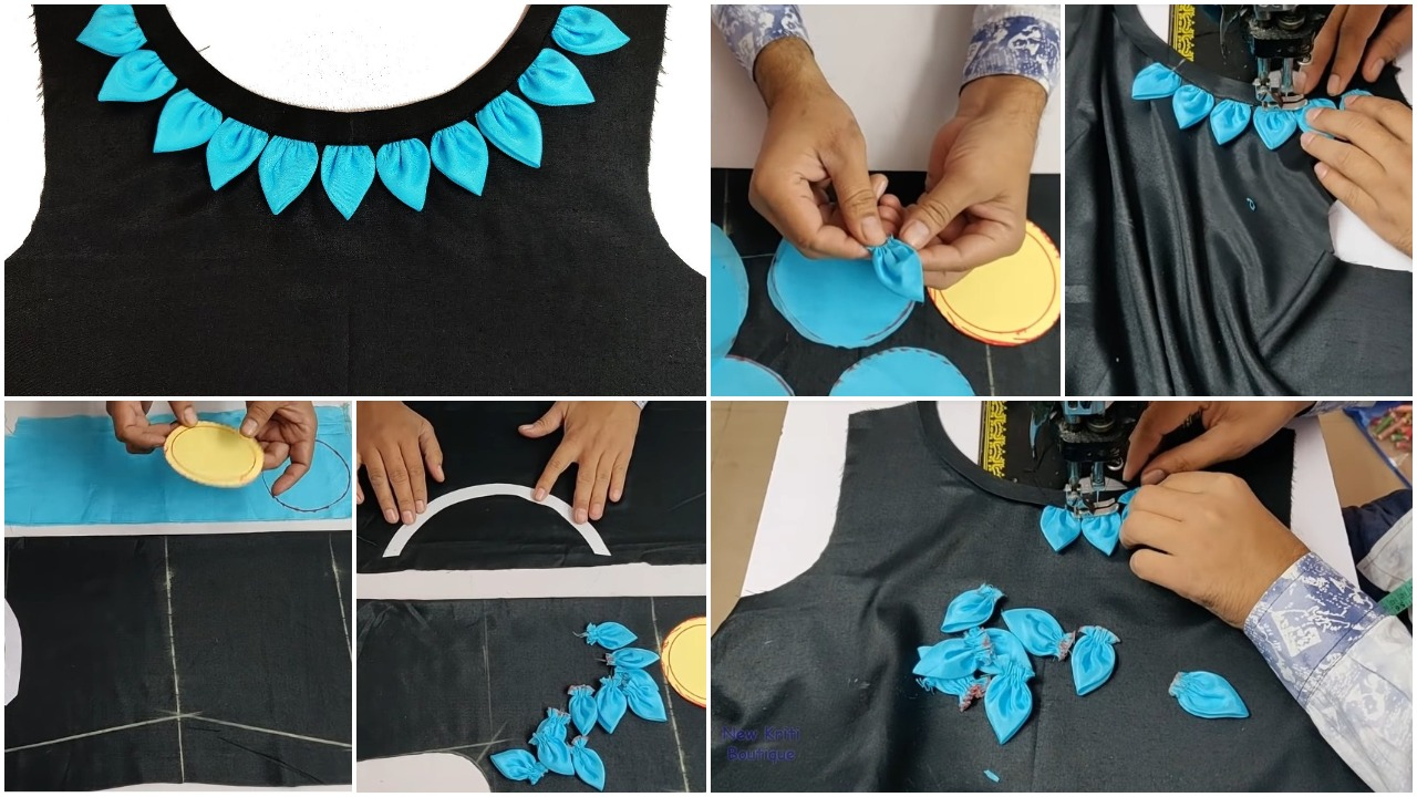 design cutting and stitching