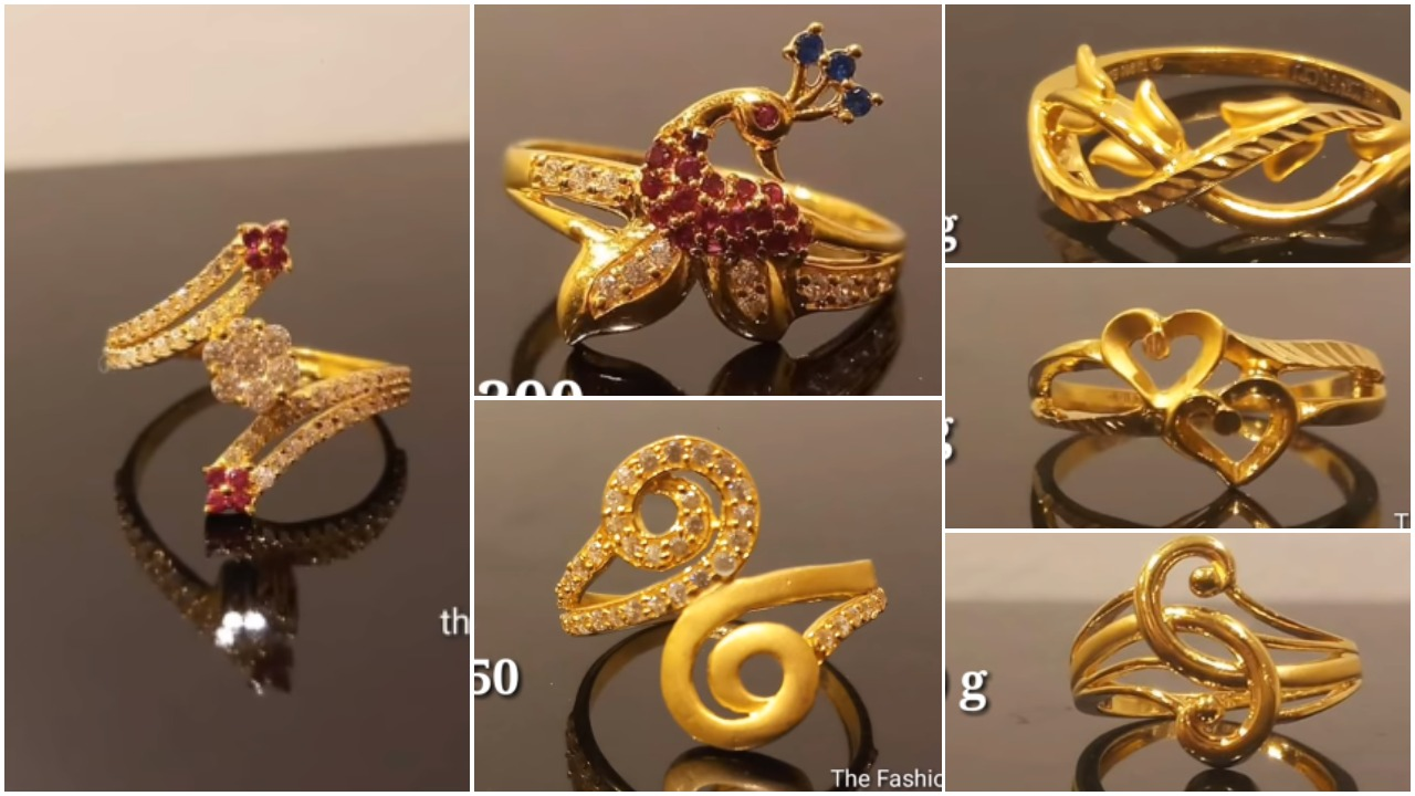 gold ring design