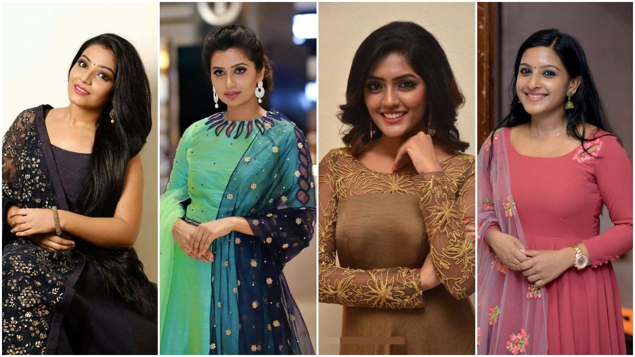 Celebrity styles kurti