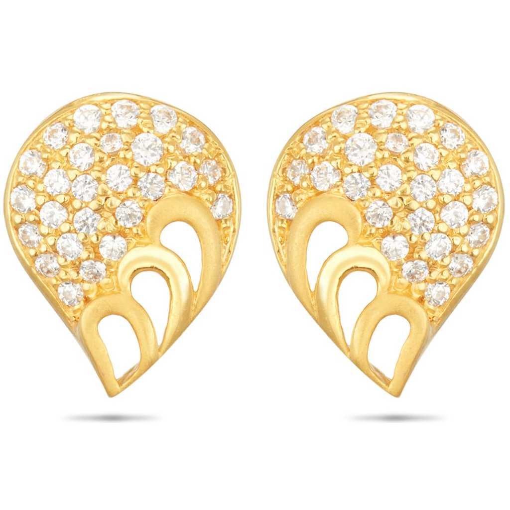 Stunning Gold Earrings