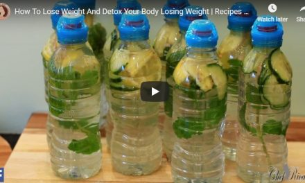 How to lose weight and detox your body losing weight