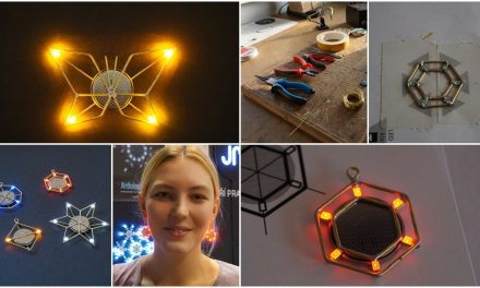 Amazing LED jewelry