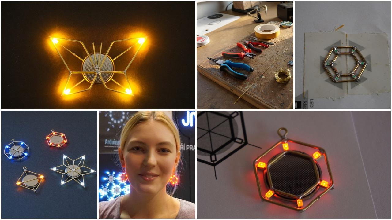 Amazing LED jewelry