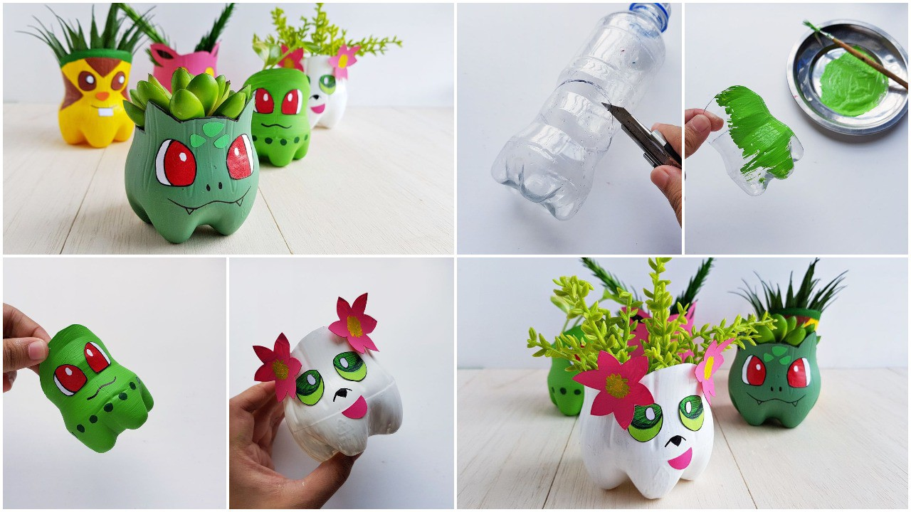 pokemon planters