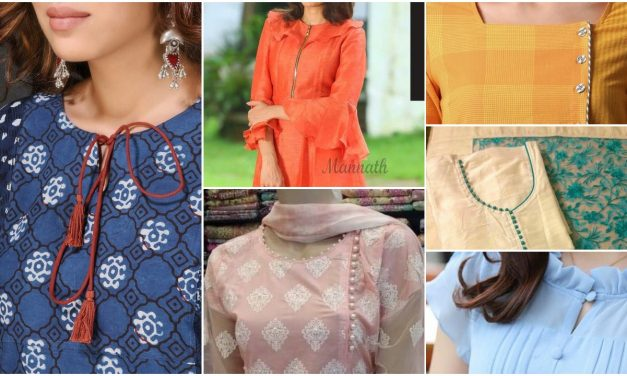 Designer indian kurtis for women