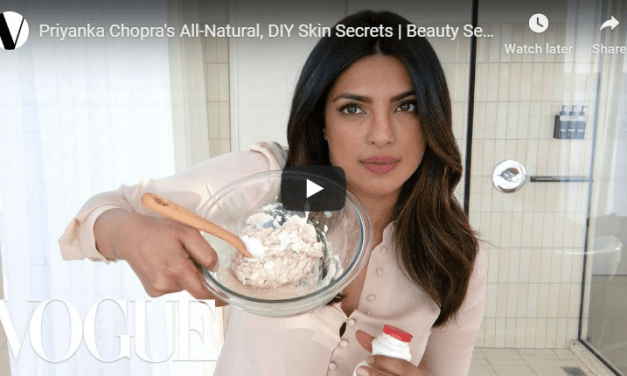 Priyanka Chopra's all-natural, DIY skin secrets