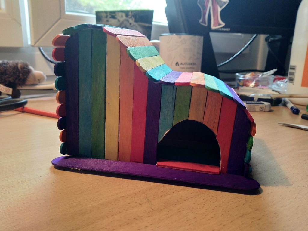 Hamster Tree House