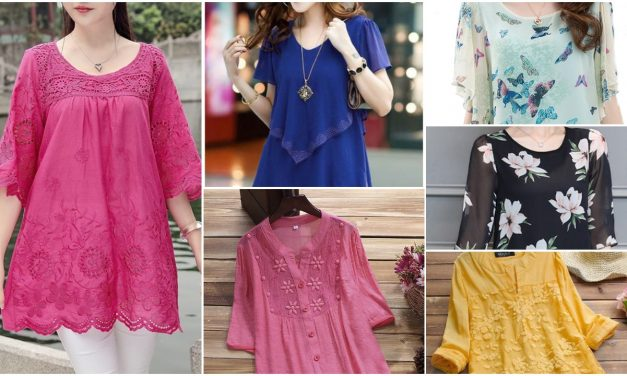 15 Beautiful and stylish kurtis for jeans
