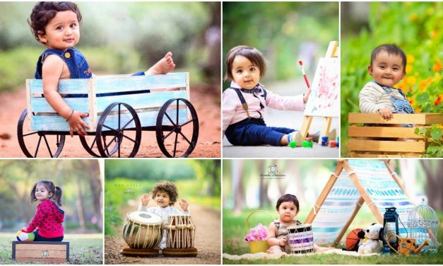 Child photography poses ideas for memorable photoshoot