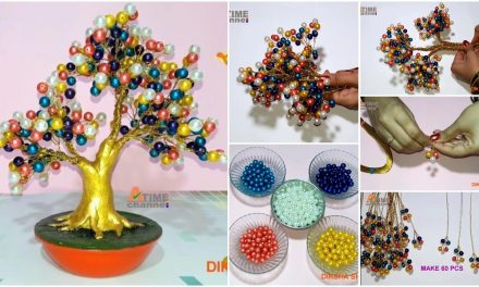 How to make artificial bonsai tree at home