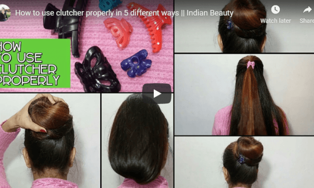 How to use clutcher properly in 5 different ways