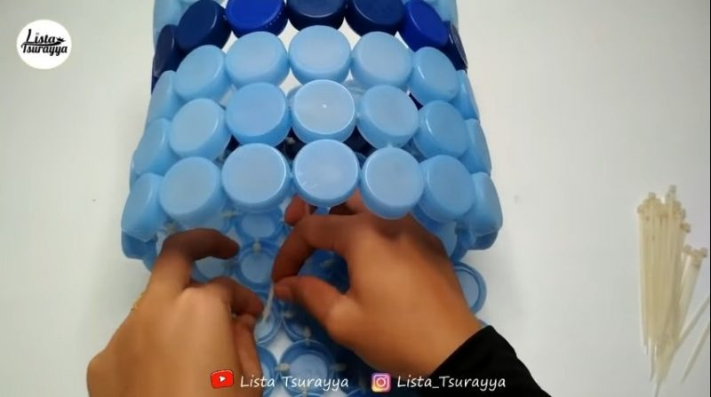 bottle cap craft