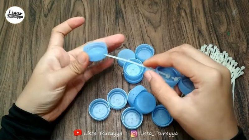 bottle cap craft