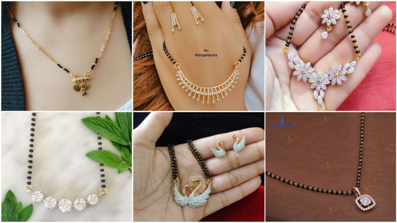 Enchanting mangalsutra designs