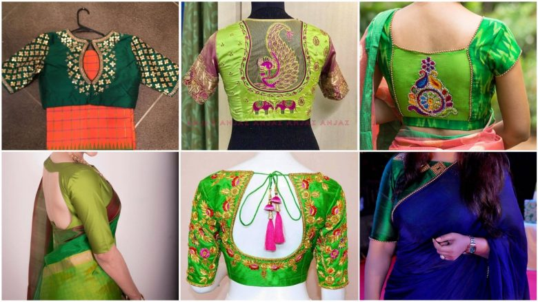 blouse designs to own this year