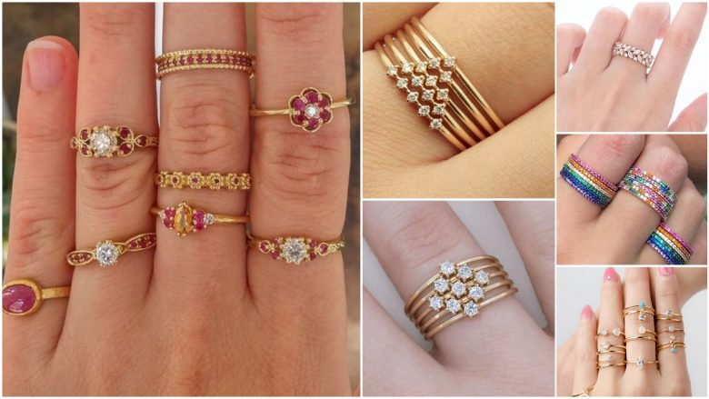 Women's gold ring designs