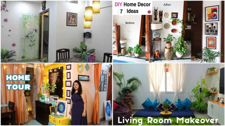 4 Simple Home Decoration Ideas For Indian Homes Simple Craft Ideas