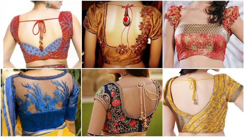 blouse designs for stylish look