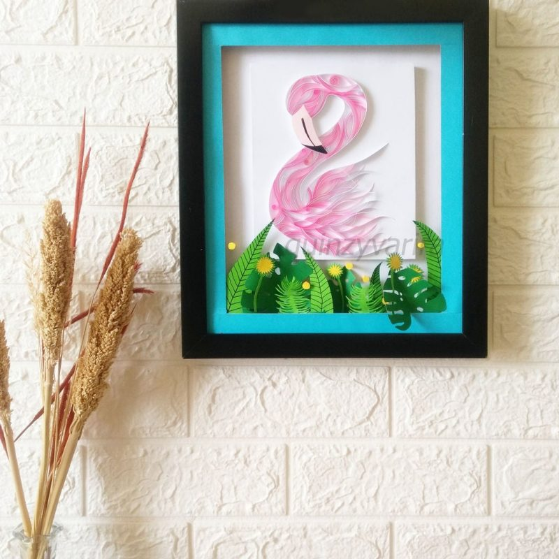 Paper Quilling Home Decor