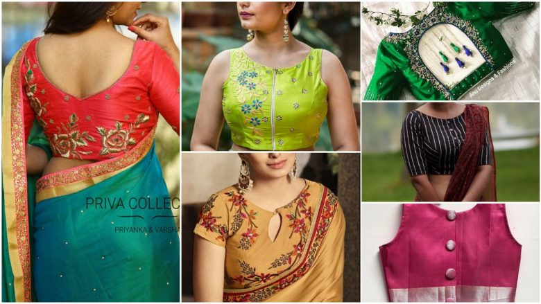 Designer blouses images that will blow your mind
