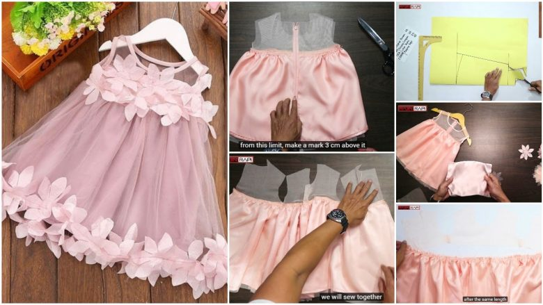 sew a kids dress