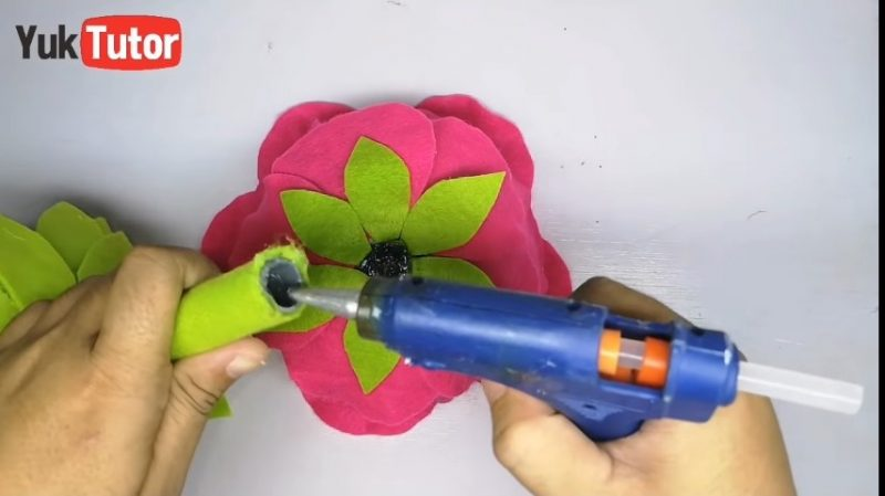 candy flower model