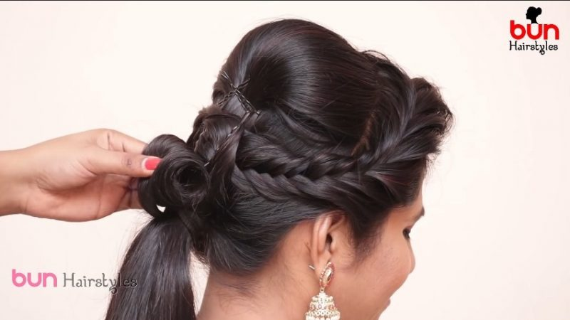 Hairstyle girl