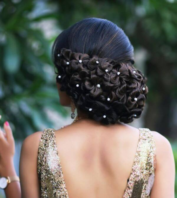 Bridal Bun Hairstyles