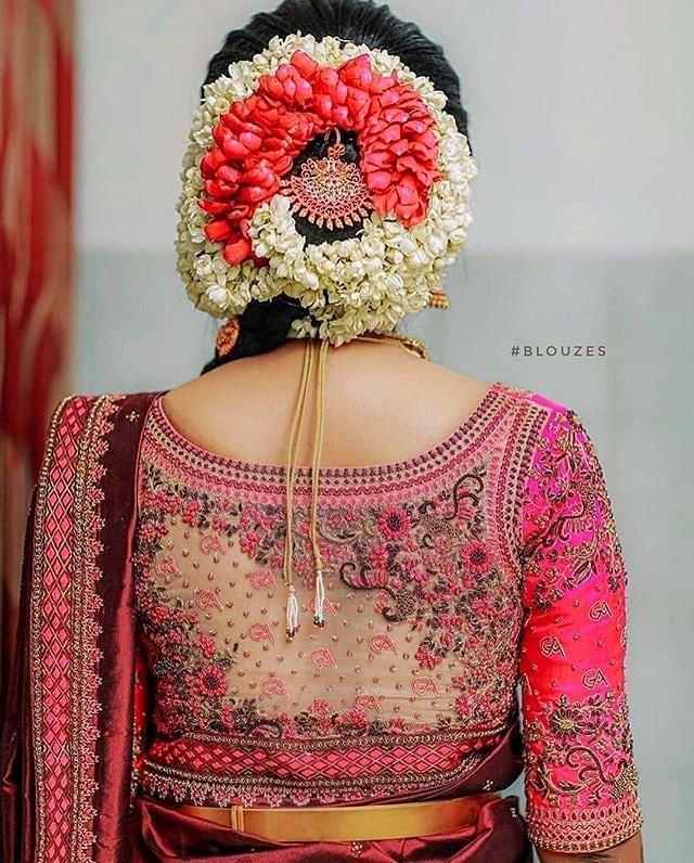 Floral Patterns Blouse
