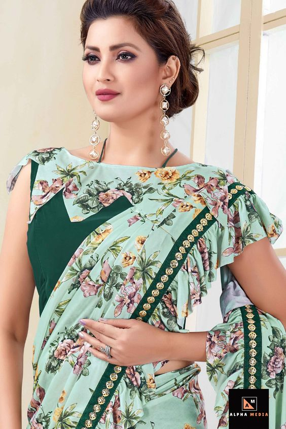 South Indian blouse designs 11