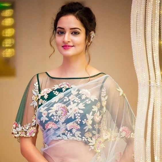South Indian blouse designs 3