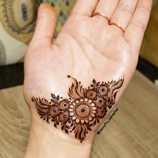 Arabic Mehndi Designs