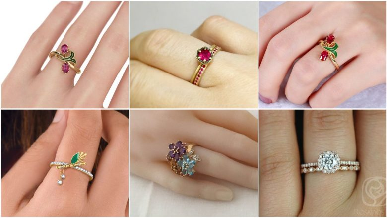 ring sets with simple rings