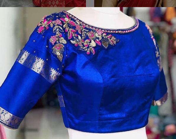 Beautiful blouse designs