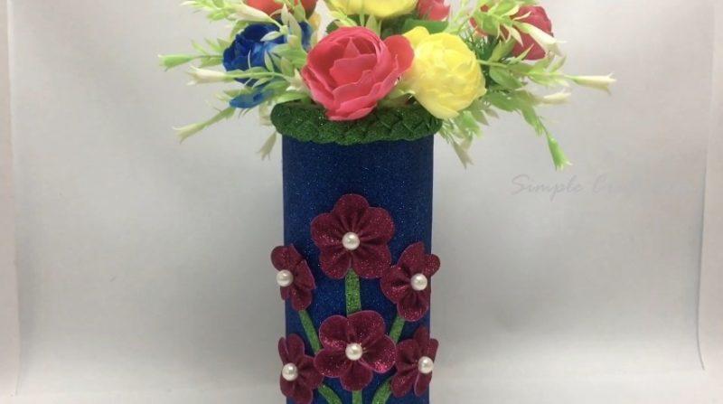 Easy Flower Vase