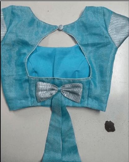 pretty blouse design