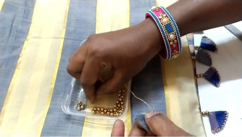 Saree Pallu