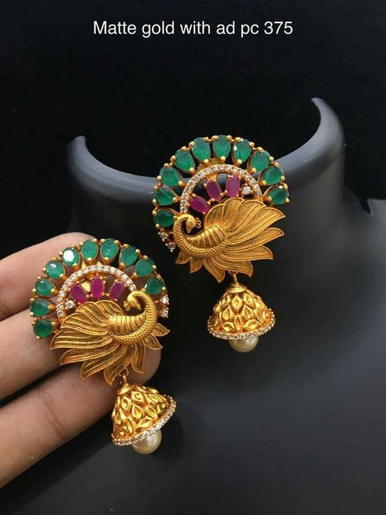 Latest earrings design