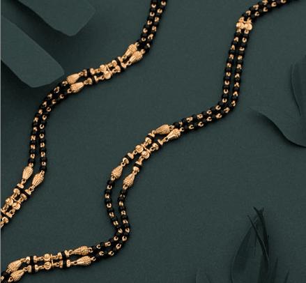 Latest mangalsutra design