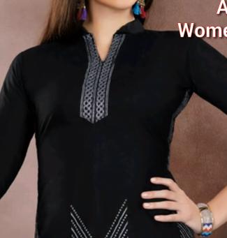Chudidhar Neck Designs
