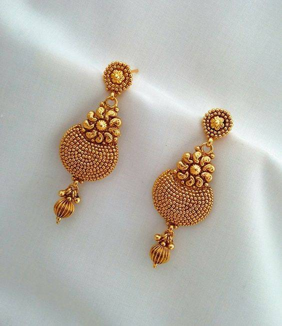 Wedding Earring Designs