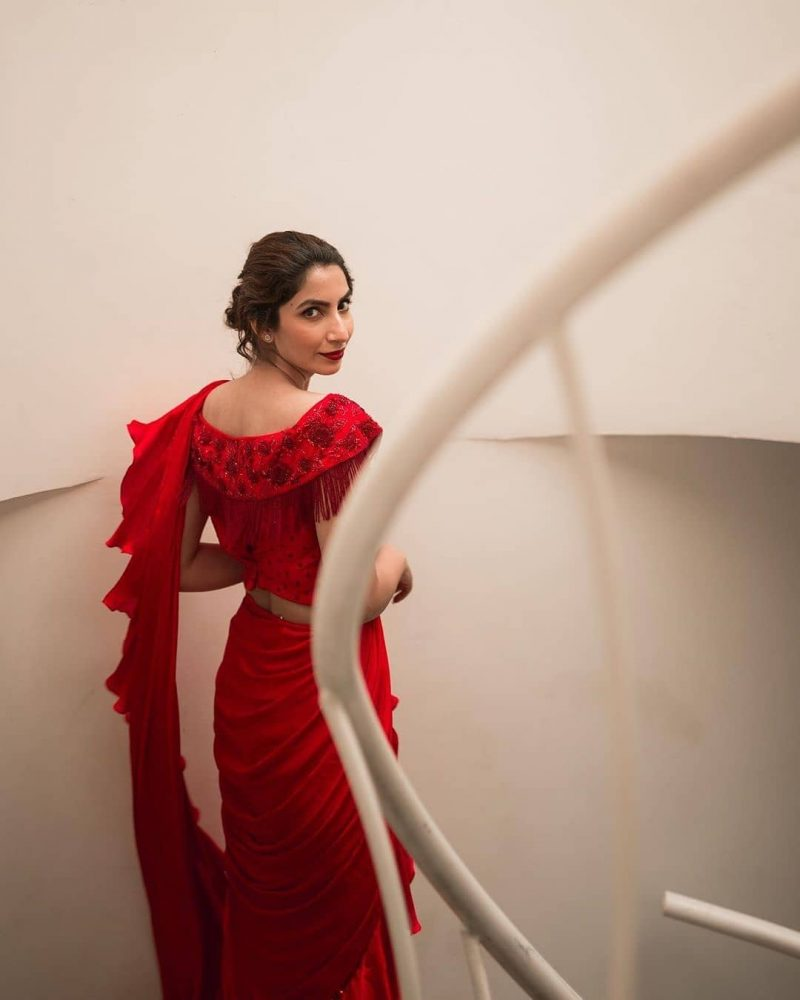 Stunning blouse design
