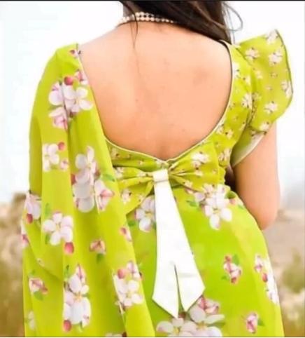 Blouse Sleeves Design