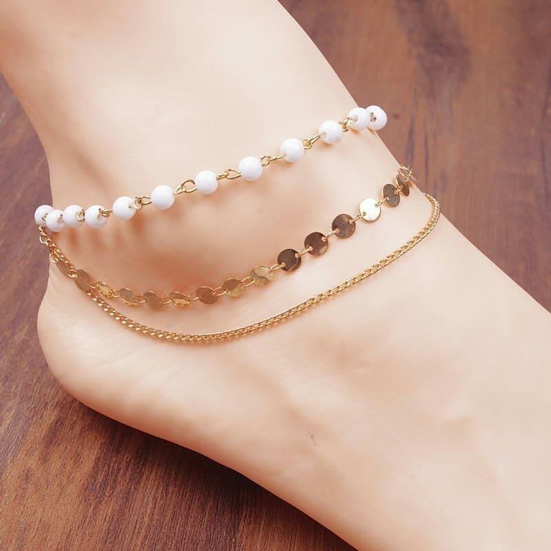 Anklet design