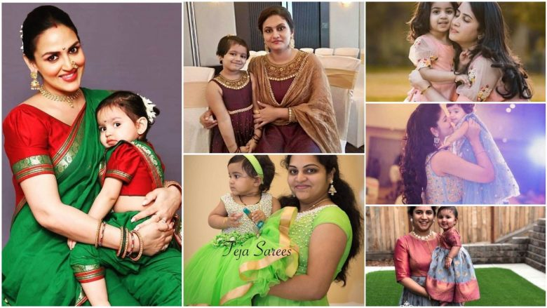 matching mother daughter outfits images