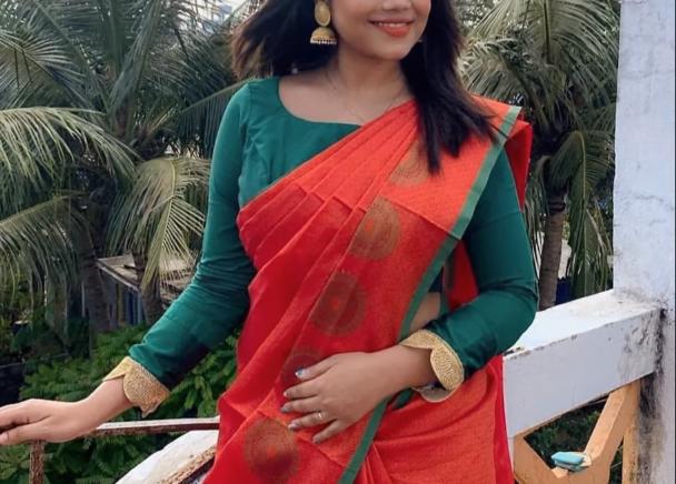 Sari Blouse Designs