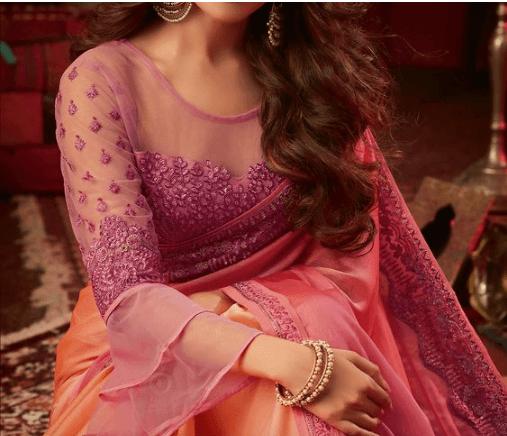 blouse sleeve design