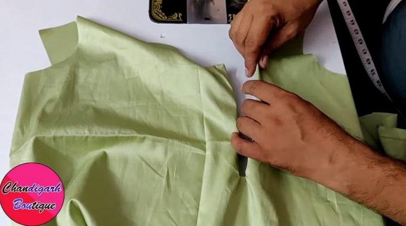 Suit Neck Design