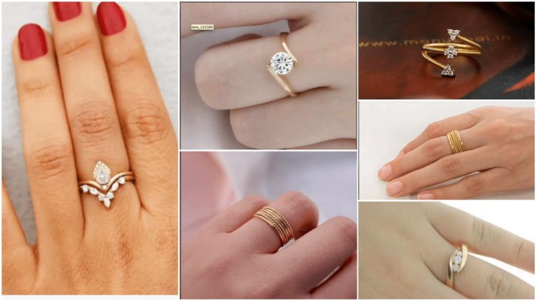 Most demanding gold ring designs