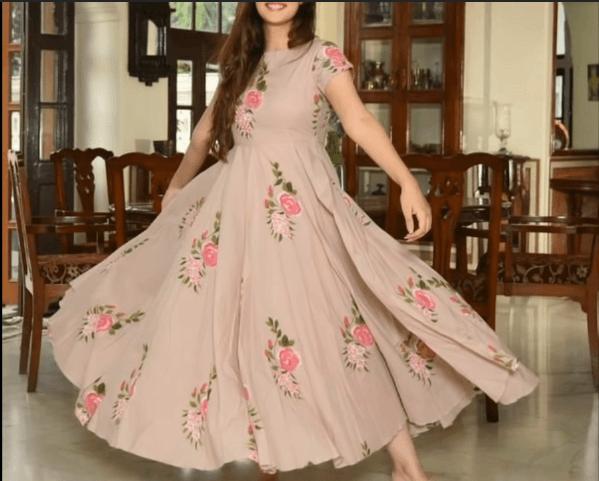 Maxi Dress Design
